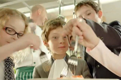 "Телереклама ""Рыба (мальчик)""  Агентство: Lowe Adventa  Рекламодатель: Unilever  Бренд: Knorr"