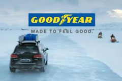 "Телереклама ""Арктический, стойкий""  Рекламодатель: Goodyear  Бренд: Goodyear"