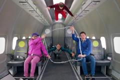 """Телереклама """"OK GO - Upside Down & Inside Out #GravitysJustAHabit""""  Агентство: TutkovBudkov  Рекламодатель: S7 Airlines"""