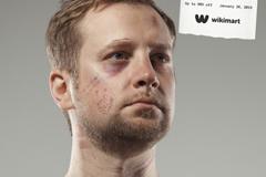 "Печатная реклама ""Ветеран 3""  Агентство: Dada Creative  Рекламодатель: Wikimart  Бренд: Wikimart"