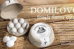 "Упаковка ""Домилово""  Агентство: Getbrand  Рекламодатель: Domilovo farms"
