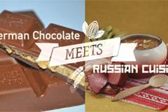 "Медиа-проект ""German Chocolate with Russian Feeling""  Агентство: Ark Connect  Рекламодатель: RITTER SPORT SCHOKOLAD  Бренд: RITTER SPORT"
