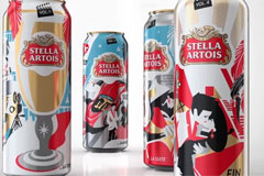 "Упаковка ""Stella Artois Film Festival Edition""  Агентство: BBDO Ukraine  Рекламодатель: Sun InBev Ukraine  Бренд: Stella Artois"