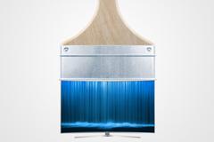 "Печатная реклама ""Waterfall""  Агентство: Cheil Kazakhstan  Рекламодатель: Samsung  Бренд: Samsung"