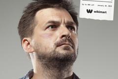 "Печатная реклама ""Ветеран 2""  Агентство: Dada Creative  Рекламодатель: Wikimart  Бренд: Wikimart"