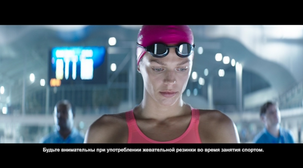 """Телереклама """"Уверенность в себе"""", бренд: Orbit, агентство: BBDO"""