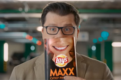 "Телереклама ""Lay`s Smiles Parking""  Агентство: BBDO Moscow  Рекламодатель: Frito Lay  Бренд: Lay's"